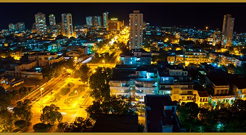 Vedado & around